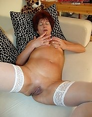 hot mature slut