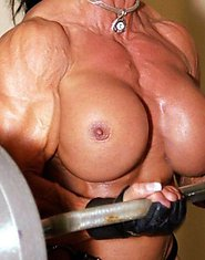 Big Muscle Women
